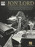 jon lord, keyboards & organ anthology: keyboards & organ anthology - keyboard recorded versions