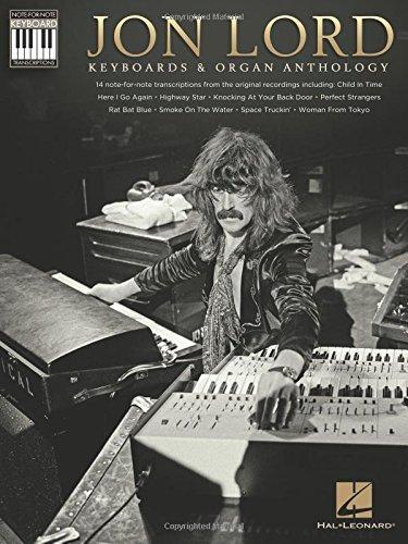 Jon Lord - Keyboards & Organ Anthology: Keyboards & Organ Anthology - Keyboard Recorded Versions