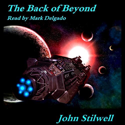 The Back of Beyond audiobook cover art