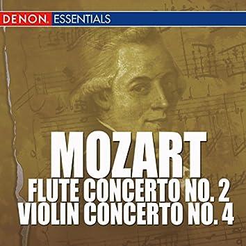 Mozart - Flute Concerto No. 2 - Violin Concerto No. 4