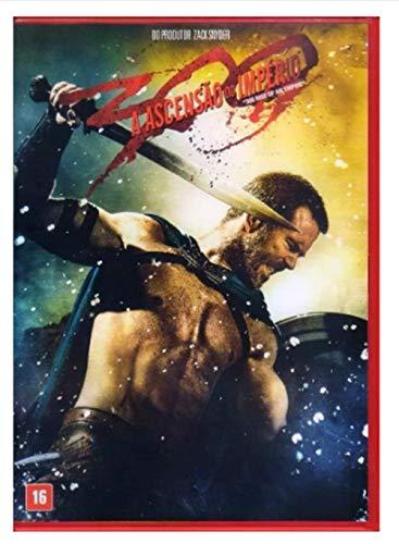 300: A Ascensão do Império - DVD - Lacrado.