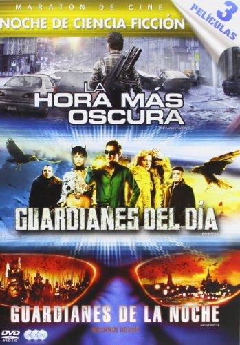 La Hora Mas Oscura /Guardianes Del Dia / Guardianes De La Noche - Tri [DVD]