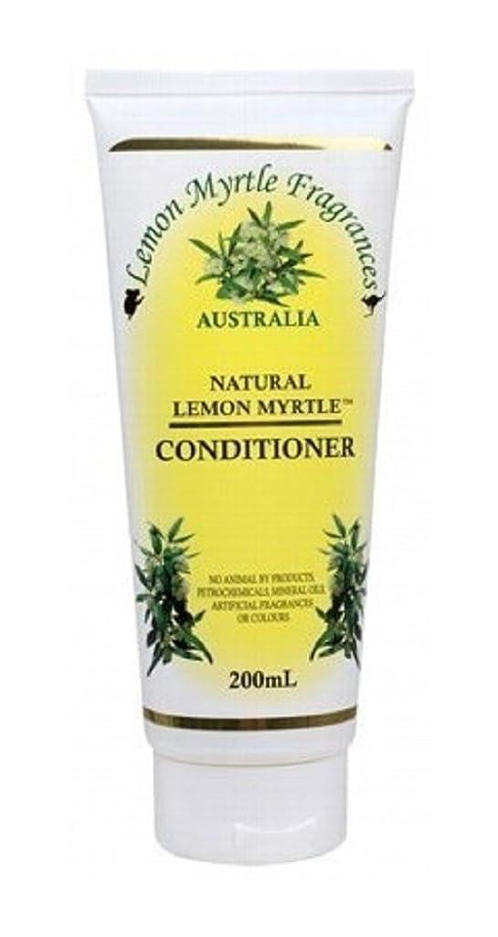 事務所ために含む【LEMON MYRTLE FRAGRANCES】Conditioner レモンマートルフレグランス コンディショナー 200g 6個セット