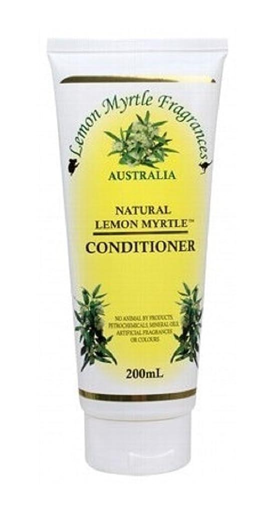 手を差し伸べる照らす強います【LEMON MYRTLE FRAGRANCES】Conditioner レモンマートルフレグランス コンディショナー 200g 3個セット