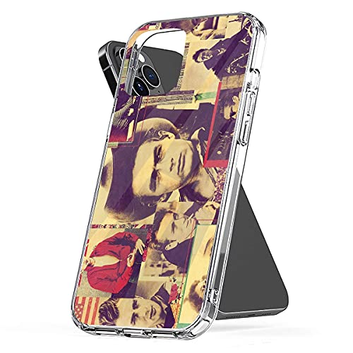REDPEONY Phone Case Compatible with iPhone 2020 11 8 X 12 Se 6 7 Xr James 6s Dean Plus Collage Xs Pro Max Mini Media Photo Jumbo Mixed Collage Combine