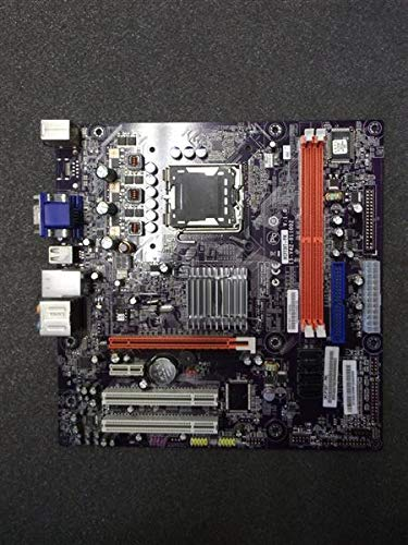 ECS MCP73VT-PM GeForce 7100 Mainboard Micro ATX Sockel 775
