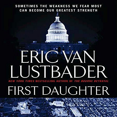 First Daughter audiobook cover art