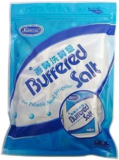 Sanvic Buffered Salt for Nasal Sinus Irrigation (60 packets)