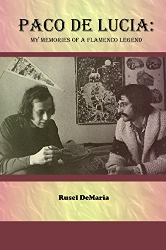 Paco de Lucia: My Memories of a Flamenco Legend (English Edition)