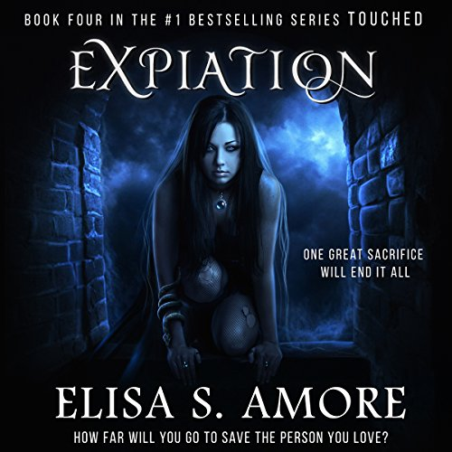 Expiation: The Whisper of Death audiobook cover art
