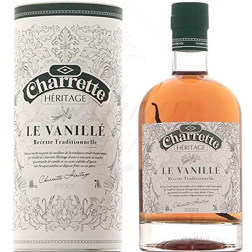 charrette vanille leclerc