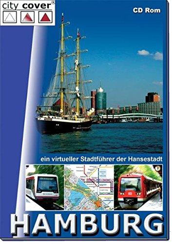 city cover Hamburg, 1 CD-ROM Für Windows XP