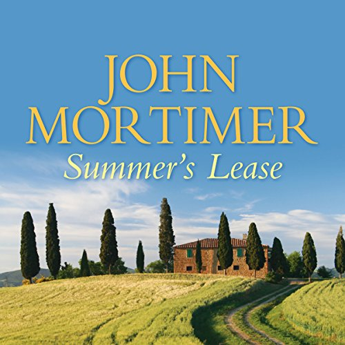 Summer's Lease audiobook cover art