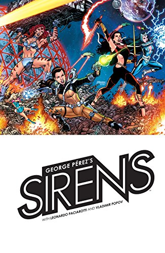 George Perez's Sirens (English Edition)