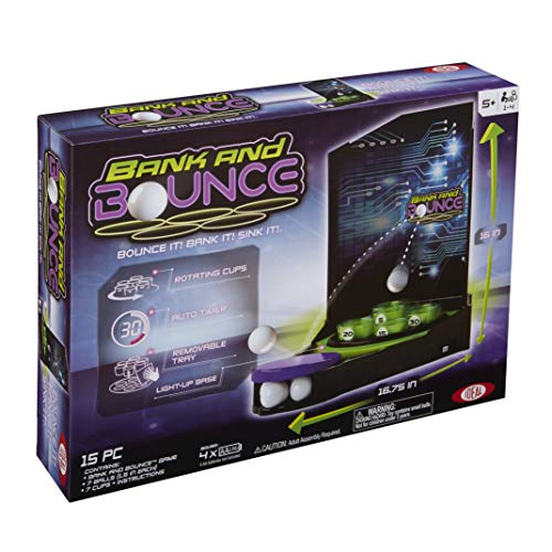 Poof Slinky Ideal Bank & Bounce Tabletop Game, Multiple