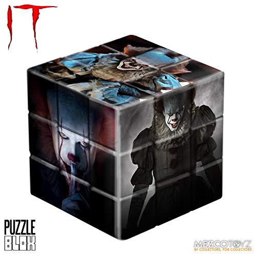 Superman z889995Stephen Kings es Puzzle Box Penny Rubik Wise, Azul