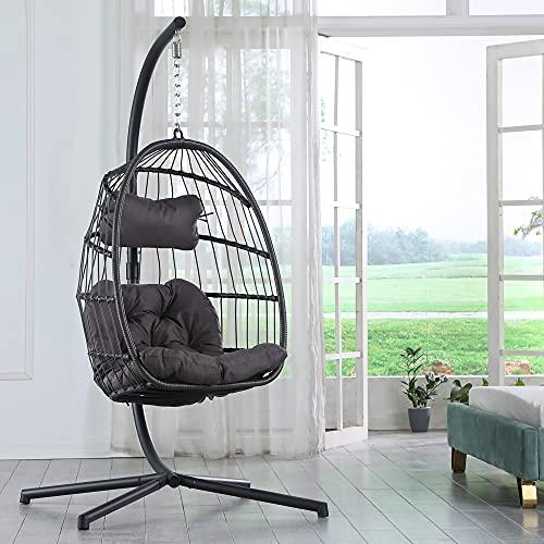 Brafab Hanging Swing Egg Chair
