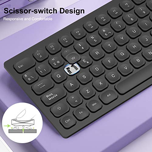 TedGem Tastatur Maus Set