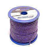 FSE Robline 1/8in 3mm Orion 500 Rope - Purple - 49ft Mini Reel
