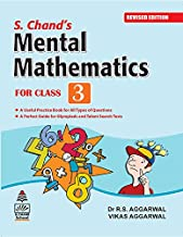 S Chand's  Mental Mathematics for Class-3