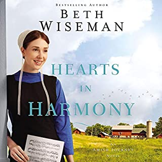 Hearts in Harmony audiobook cover art