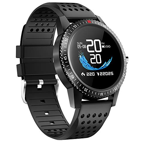 LAMONKE Smart Watch for Android iOS Phones Fitness Tracker...