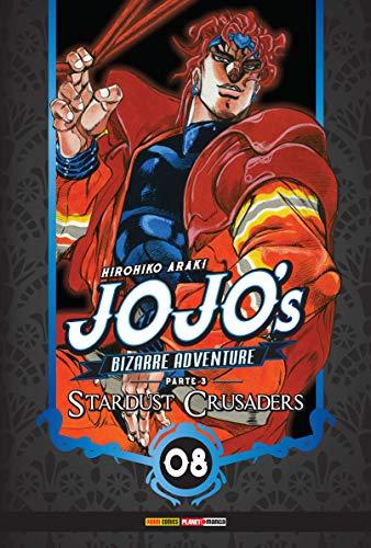 Jojo's Bizarre Adventure – Parte 3 – Stardust Crusaders Vol. 8