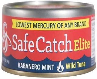 SAFE CATCH Elite Habanero Mint Wild Tuna, 142 gm