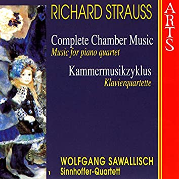 Strauss: Complete Chamber Music, Vol. 1 - Music For Piano Quartet