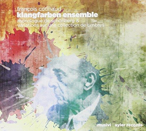 Monologue de Schšnberg & Variations sur Une Collection de Timbres