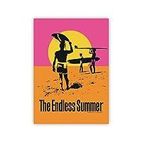 サーフィン映画A3ポスター・The Endless Summer (エンドレスサマー)・スタンダード