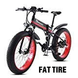 Fat Bike eléctrica plegable Shengmilo MX01 1000W 35 km/h