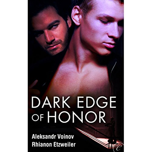 Dark Edge of Honor audiobook cover art