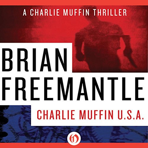 Charlie Muffin U.S.A. audiobook cover art