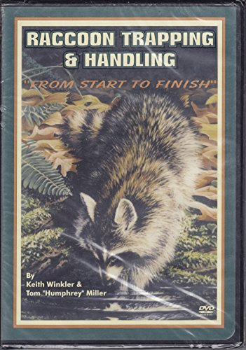 Raccoon Trapping & Handling: From Start to Finish