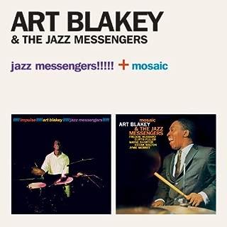 Jazz Messengers!!! + Mosaic by Art Blakey & Jazz Messengers (2008-12-03)