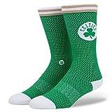 Stance Celtics - Calcetines para hombre, Hombre, Calcetines, M545D17CEL, verde, large