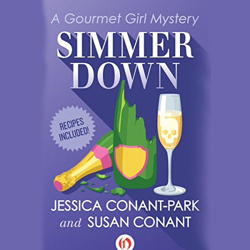 Simmer Down audiobook cover art