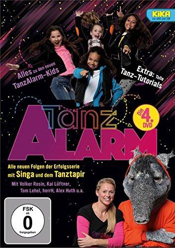 Tanzalarm! - Die 4. DVD