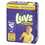 Luvs Luvs Ultra leakguards Diapers Size 5 19 Count, 19 Count