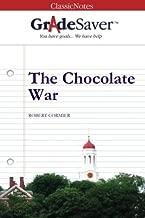 GradeSaver (TM) ClassicNotes The Chocolate War: Study Guide
