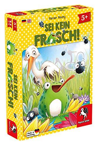 Pegasus Spiele 66510G - Sei kein Frosch