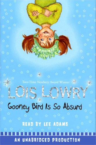 『Gooney Bird is So Absurd』のカバーアート