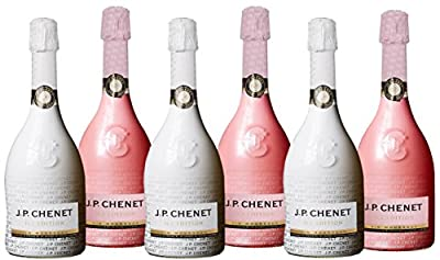 JP Chenet ICE Sparkling Mixed Case, 75 cl (Case of 6)