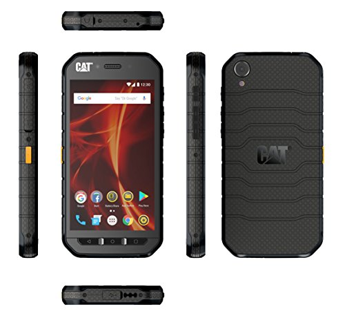 Caterpillar Cat S41 LTE 3Go de RAM / 32Go Double Sim Noir