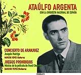 Concierto de Aranjuez. Rodrigo Yepes guitarra, Argenta Orquesta Nacional