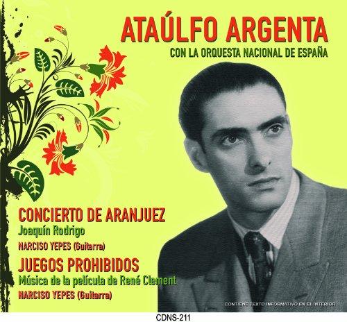 Concierto de Aranjuez. Rodrigo Yepes guitarra, Argenta...