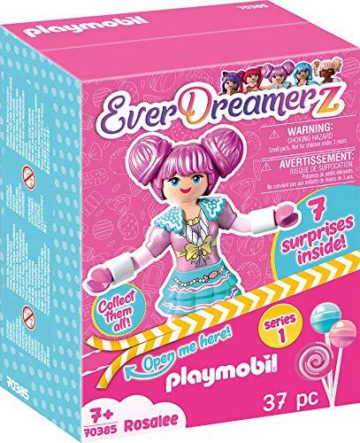 PLAYMOBIL EverDreamerz Candy World - Rosalee, A partir de 7