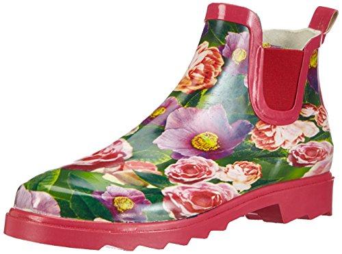 Beck Damen Wild Rose Pantoletten, Pink/rosa, 39 EU