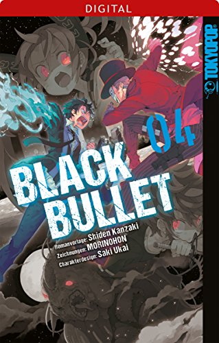 Black Bullet 04 (German Edition)